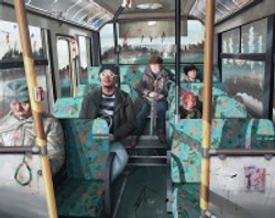 香港 x 日本. C - 搭公車 by 時永駿