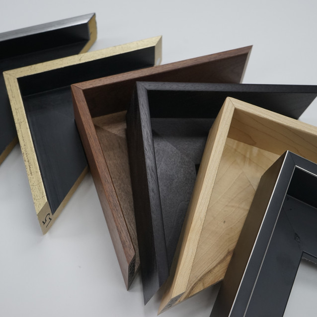 Floater frame