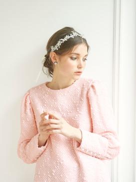 Tweed blouse