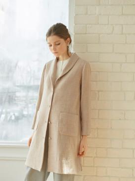Curiosa cashmere jacket