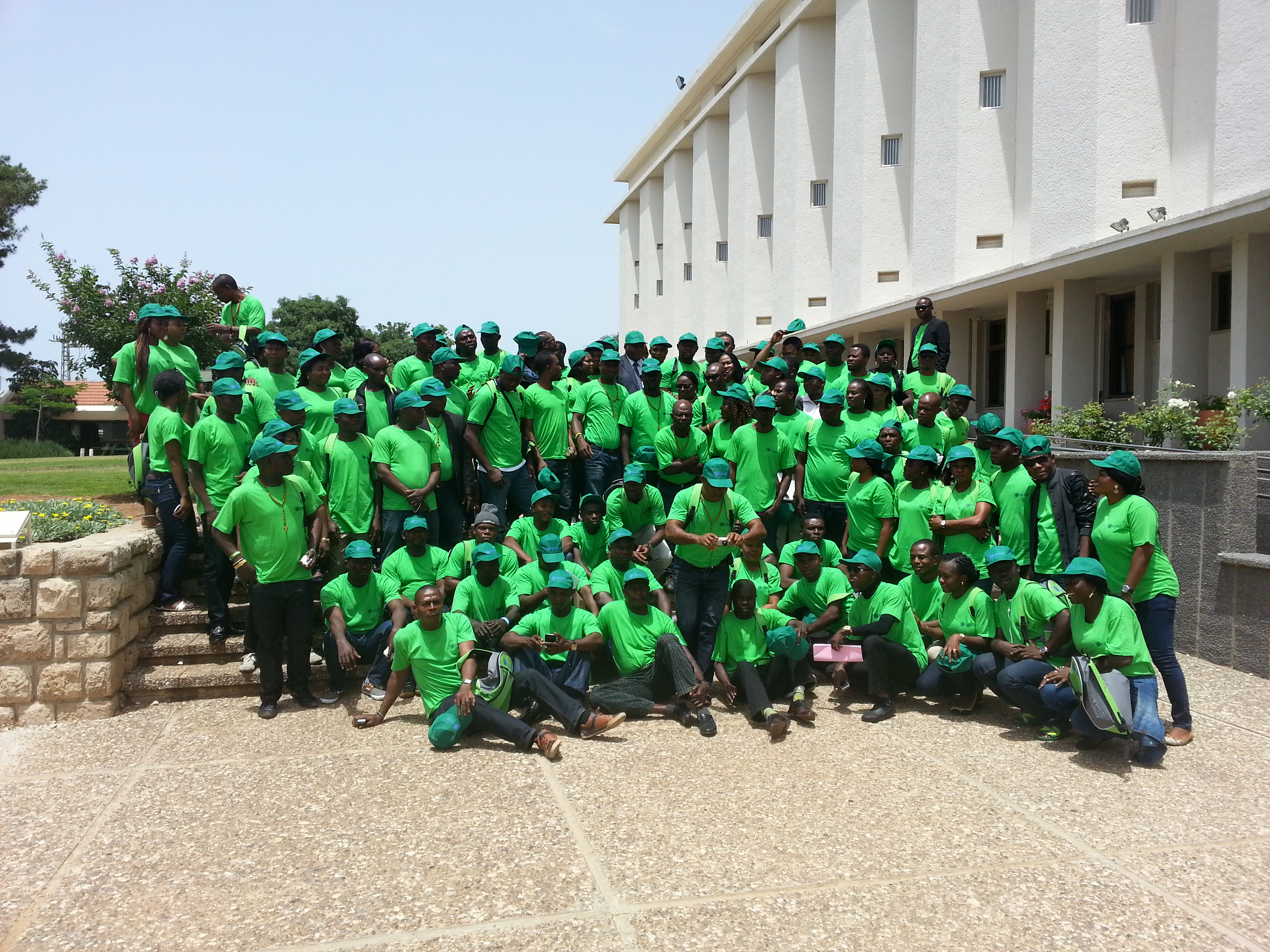 Nigeria - Final Course