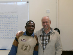 Well Known Lecturers with Student