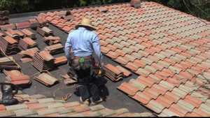 Does your Florida Roof have discontinued clay/concrete tile?
