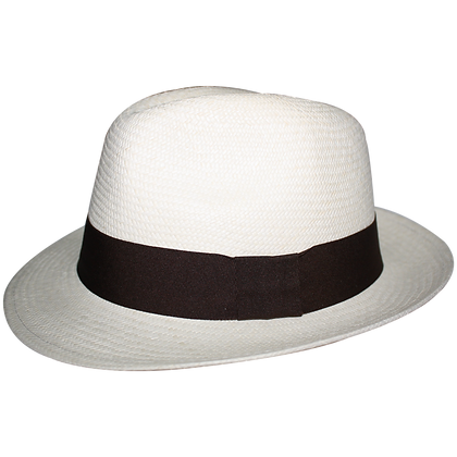 Classic Panama Hat (white) Get 30% OFF