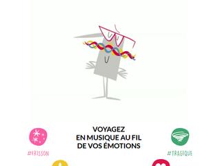 Emotions à fleur de peau