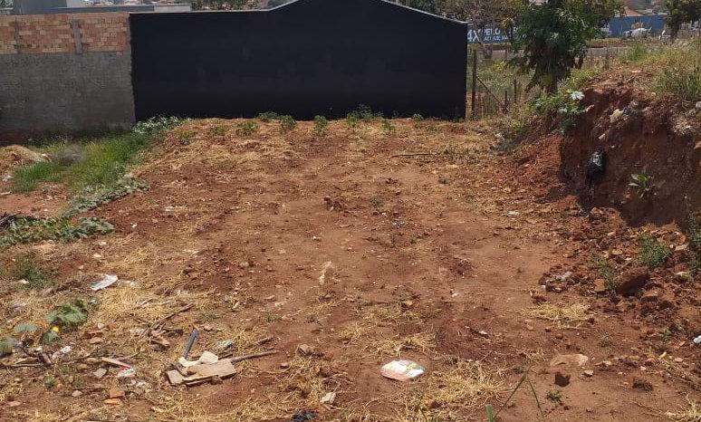 REF 265 Lote, 300,00m², no Maria Gonçalves da Mota, Piraju/SP.