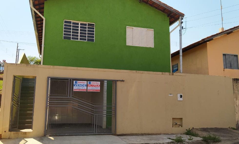 REF 256 Casa, 62m², 2 dormitórios, Vila Paraíso, Piraju/SP.