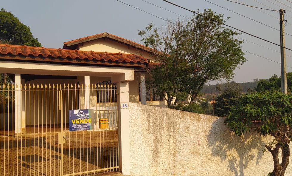 REF 263 Casa, 99,13m², 3 dormitórios, Vila Cantizani, Piraju /SP.