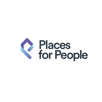PFP logo, Places for people logo