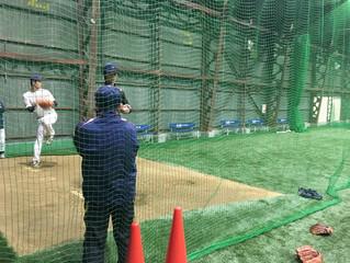 大阪で室内野球練習場をお探しの方!!