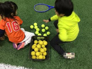 3歳から6歳クラスの野球教室