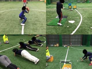 プロ・甲子園を目指せる指導法の野球教室