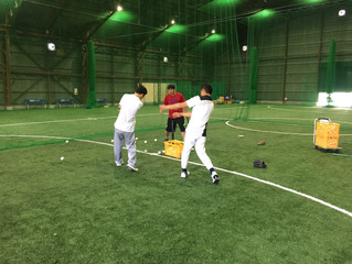 元プロ野球選手が指導する東大阪にある大人の野球教室です!!