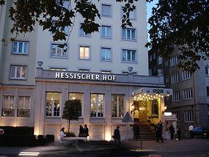 hessischer hof hotel exterior