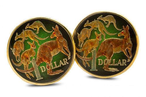 Australia 1 Dollar Kangaroos