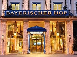 bayerischer hof hotel exterior