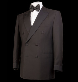 Savile Row Double Breasted Dinner Jacket