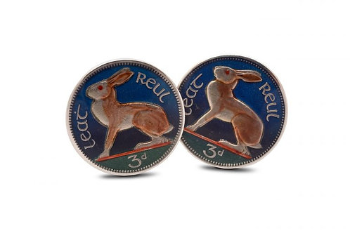 Eire 3 Pence Hare