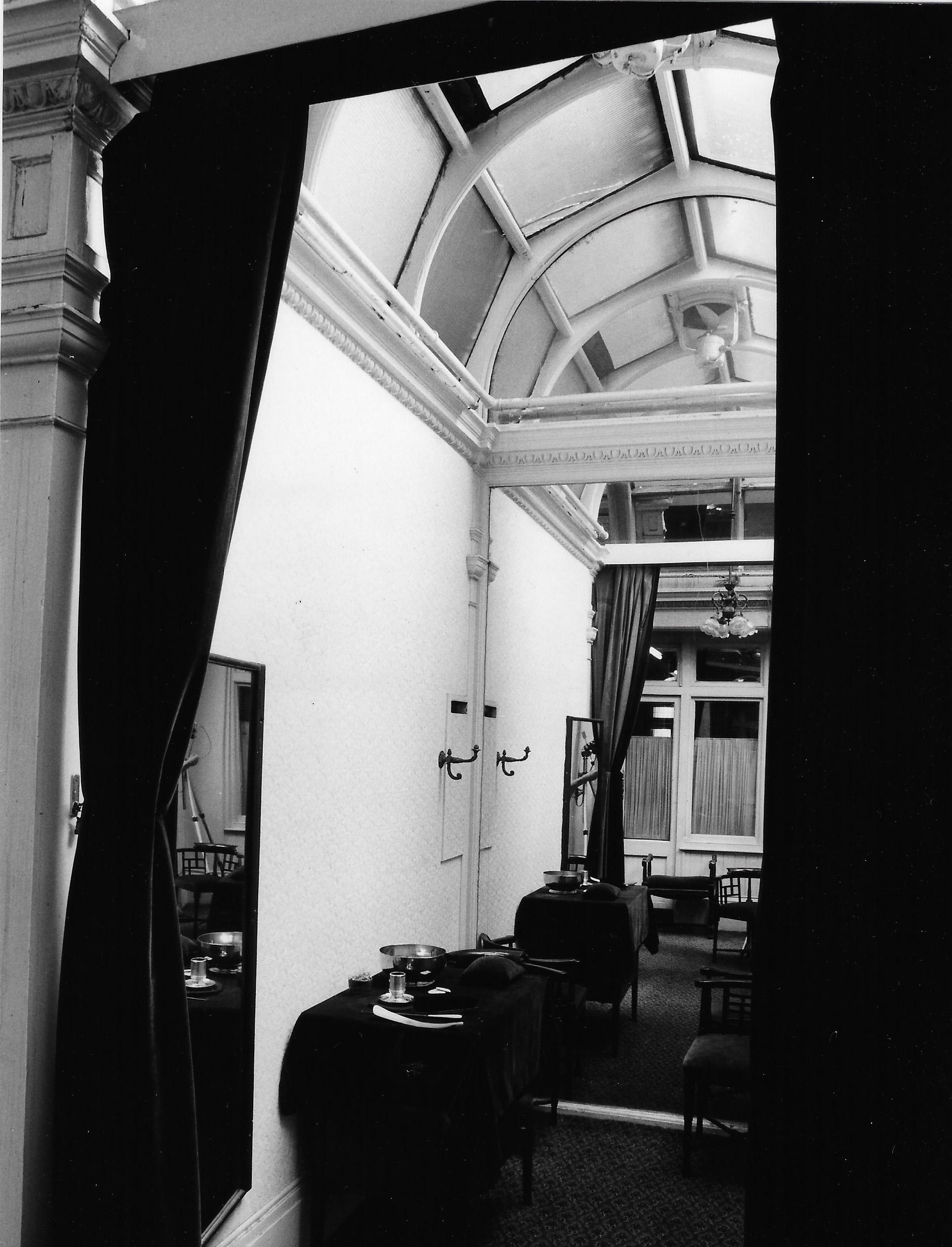 Bespoke Tailoring Fitting Room