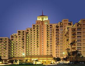 Intercontinental L.A. hotel exterior