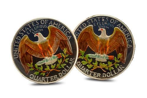 USA 25 Cents Eagle