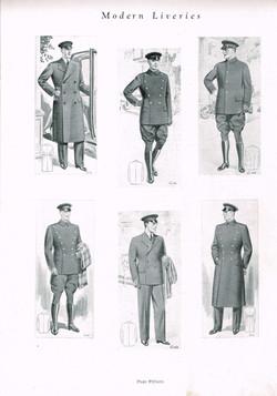 Modern Liveries Tailor & Cutter Savile Row