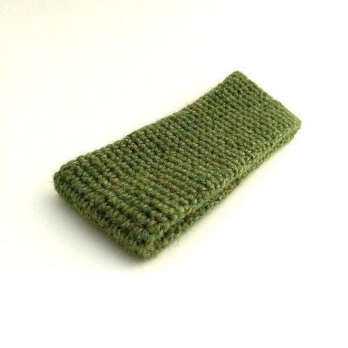 Stirnband grasgrün