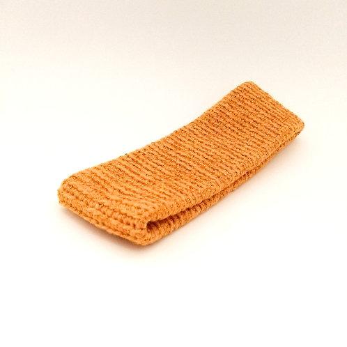 Stirnband goldbronze-Glitzer