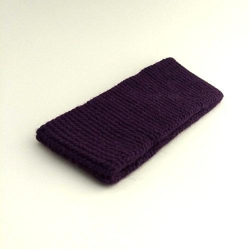 Stirnband violett