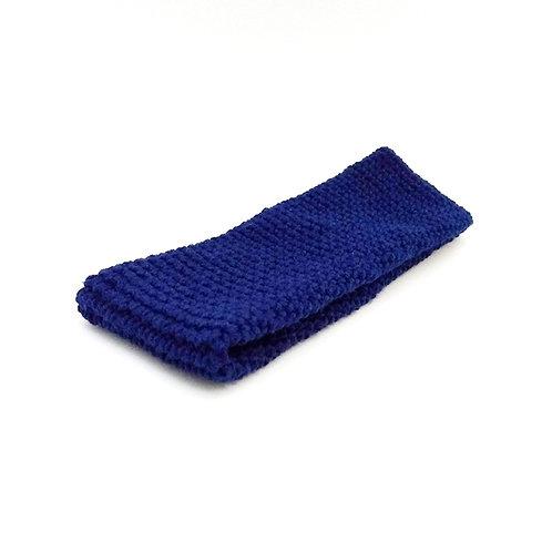 Stirnband mitternachtsblau