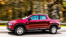 Toro: fácil de dirigir com ou sem carga