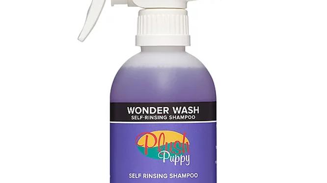 Wonder Wash - Bathing Alternative