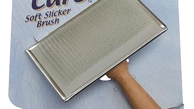 Lawrence Original Slicker Brush - Small