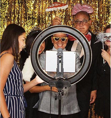 DIY Photobooth Tablet App and Lighting Station