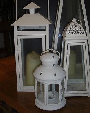 Lantern Package - Ivory Trio