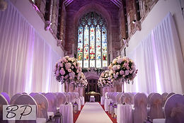 Aisle Runner - Ivory - Fitted