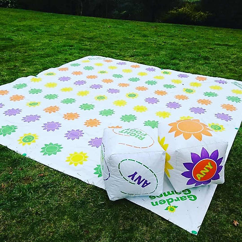 Garden Games - Giant Twister