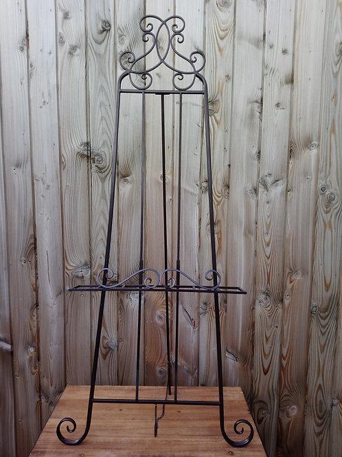 Easel - Floor Standing - Metal - Bronze - Hire Price