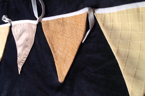 Bunting - Hessian and earthy neutrals