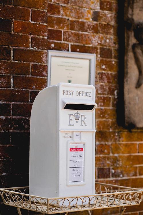 Card Box - ER Replica - White