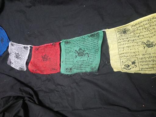 Bunting - Prayer flags