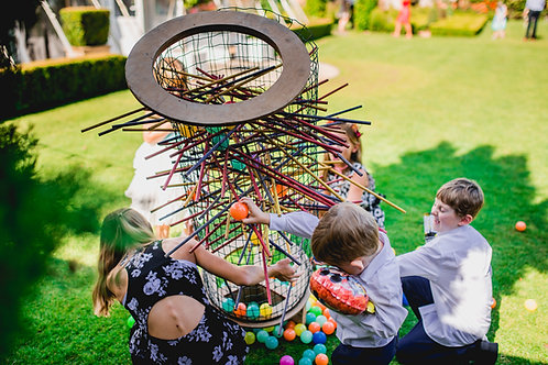 Garden Game - Kerplunk