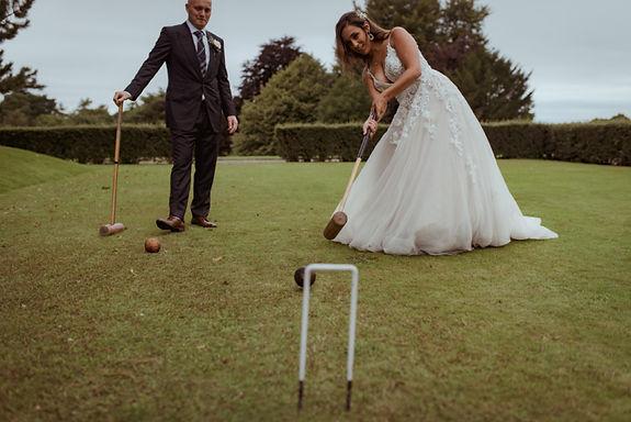 Garden Game - Croquet