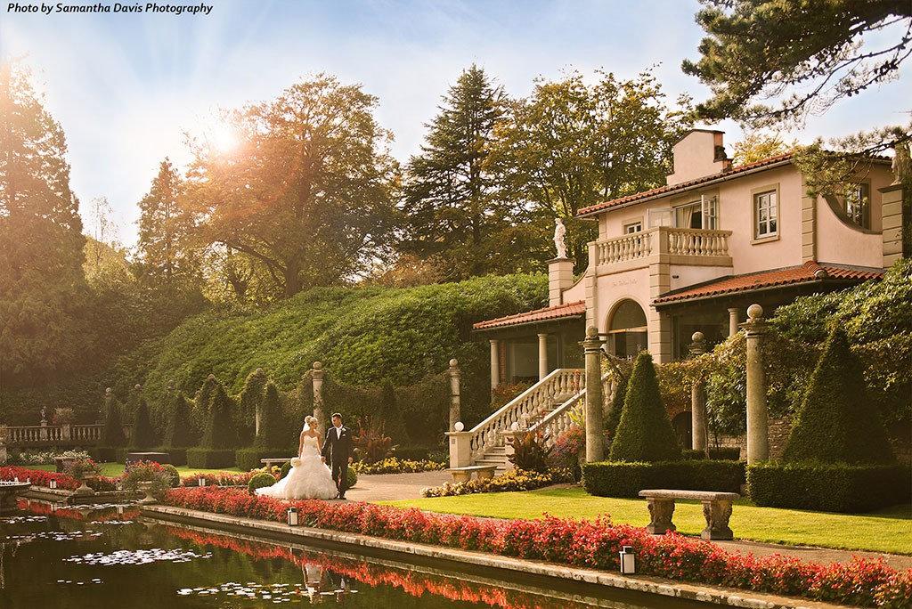 Italian Villa Wedding Florist