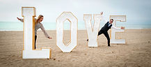 Giant lightup letters