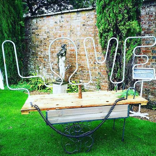 Garden Game - Giant Love Buzz - Steady Hand