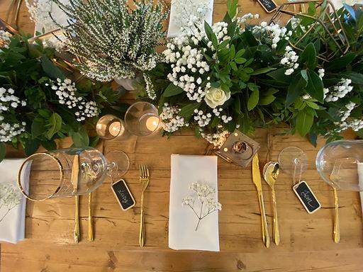 Cutlery - Luxury Gold Cutlery Hire