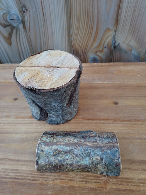 Table Name or Table Number holder -Mini Log