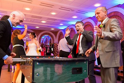 Table football Hire Foosball Hire for your wedding