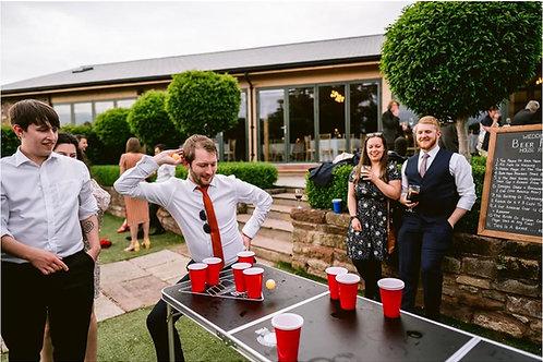 Garden Games - Beer Pong